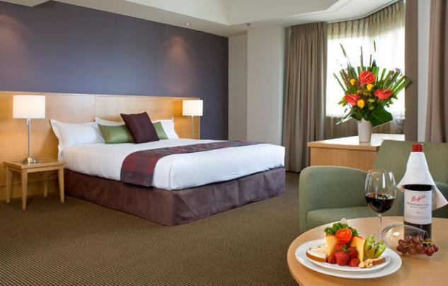 Enjoy the pleasant ambience of the stylish rooms