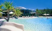 Splash around in one of 4 swimming pools
