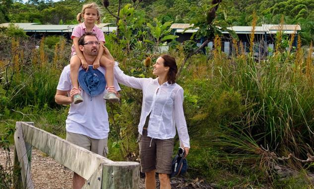 An eco-tourism paradise