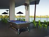 Pool Table - Lake Views