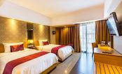 Horison Resort - Gallery - Deluxe Room - Twin